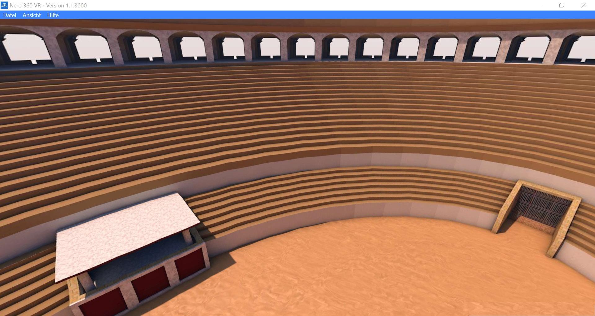 VR screen DE 1