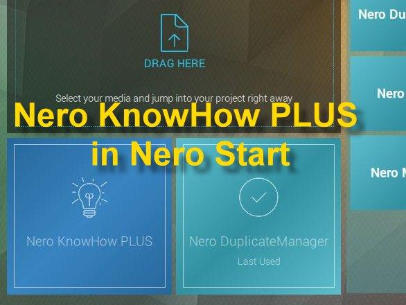 NKH in Nero Start