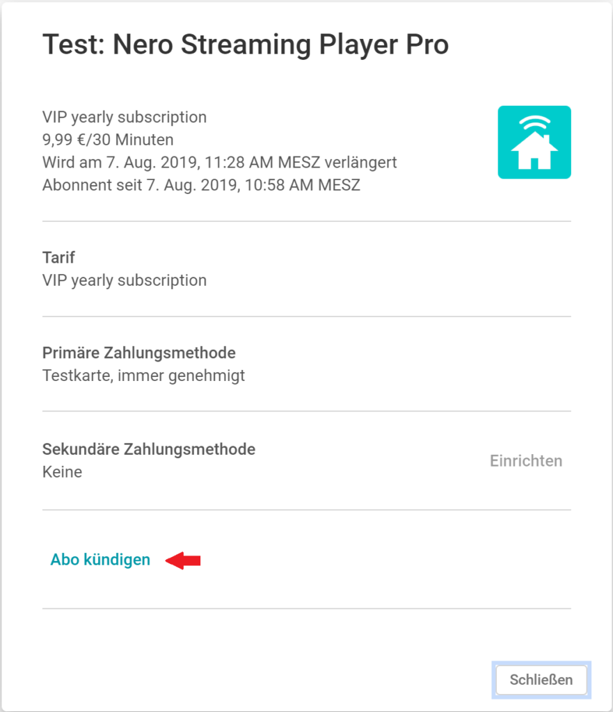 web-my subscription-manage(GER)